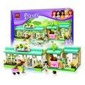 BELA 10169 Amigos Heartlake Pet Hospital de Montar Blocos de Construção Educacionais Tijolos Brinquedos para Meninas