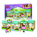 BELA 10169 Building Blocks Friends Heartlake Pet Hospital Assemble Educational Bricks Toys for Girls