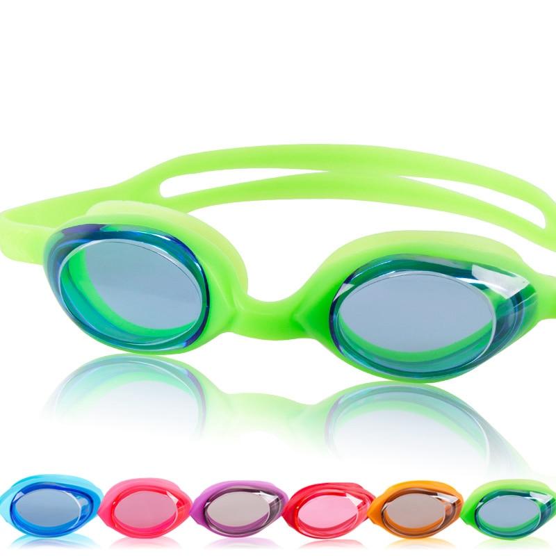 6400d1ab6b8e8 Crianças óculos de proteção Anti Nevoeiro e Anti UV Óculos de Natação Água  Da Piscina para Crianças de Alta Qualidade Óculos de Natação Óculos de  Proteção