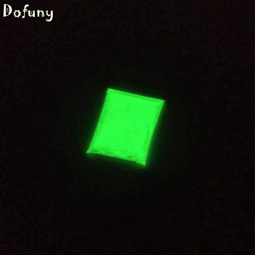 Schönheit & Gesundheit Freies Verschiffen 50 Gr/los Grün Leuchtenden Pulver Phosphor Pigment Leuchtstoffpulver Nacht Leuchten Beschichtung Viele Farben. Nagelglitzer
