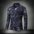 Мужчины Тактический Камуфляж Рубашки Лето Осень Повседневная дышащий Быстрое Высыхание Полиции SWAT Армия Дикий Путешествия
