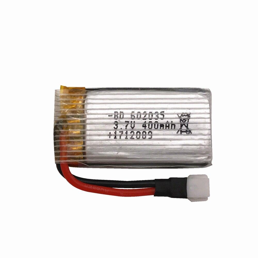 2 sztuk/partia Limskey oryginalna bateria H31 części zamienne 3.7 V 400 mah XH wtyczka 30C baterii H31-011 Lipo baterii 3.7 V 400 mah dla H31