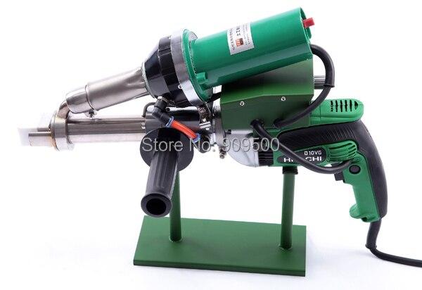hand held plastic pipe extrusion welder welding machine