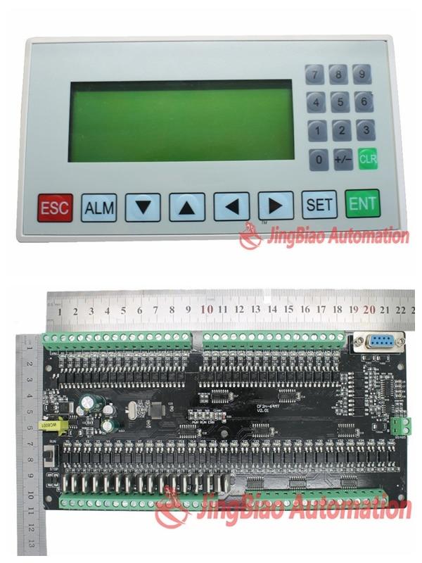 все цены на display screen HIM MD204L OP320-A + 64MT,32input 32 Transistors output PLC онлайн