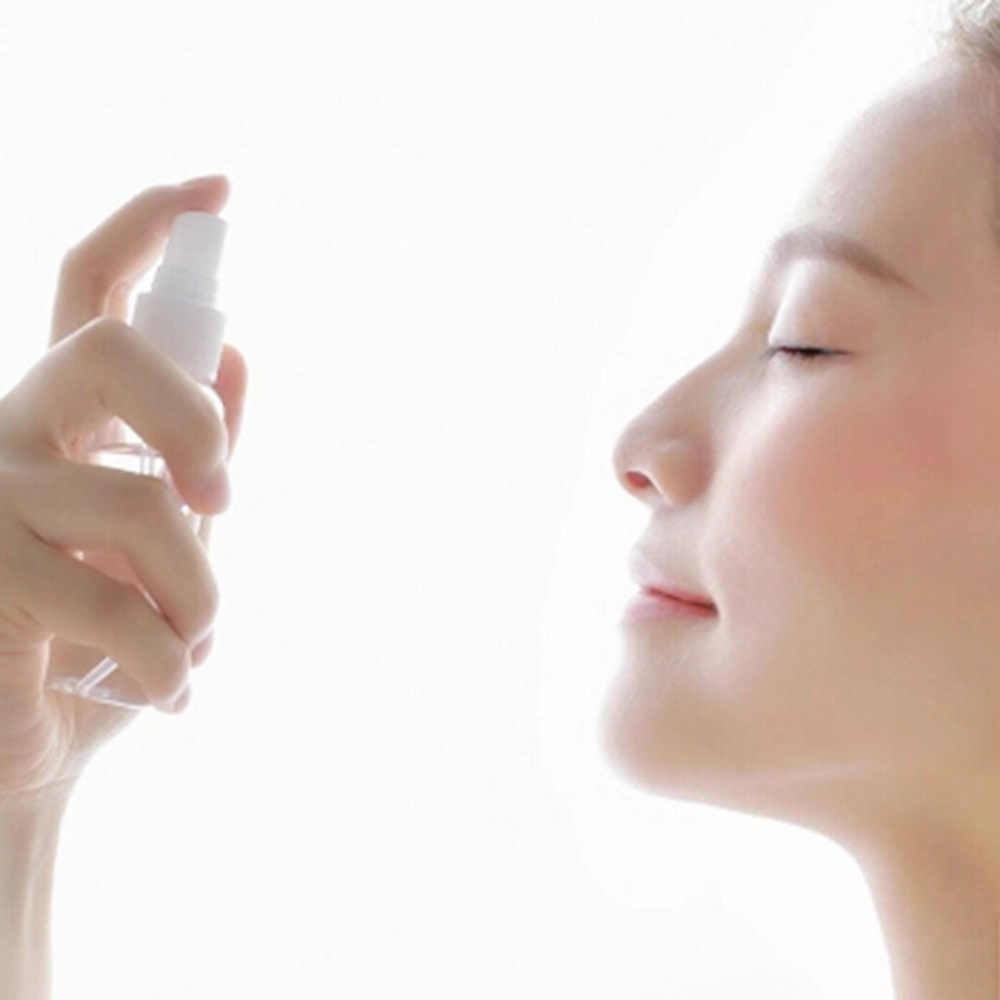 1 Pcs 10 Ml 30 Ml 50 Ml 100 Ml Acak Warna Transparan Plastik Parfum Penyemprot Kecil Mini Kosong semprot Botol Isi Ulang