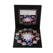 BH25 Color Eyeshadow Palette ZODIAC25 Highlighting Shimmer Matte Makeup