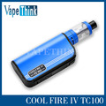 100% оригинал INNOKIN Coolfire IV TC 100 Комплект С Холодный Огонь IV TC100w 3300 мАч Мод батареи Aethon Чипсет 3 мл iSub бака V