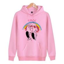yaoi New Autumn women Hoodies Sweatshirt