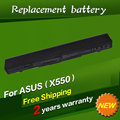 JIGU Laptop battery For asus A41-X550 A41-X550A X550 A450 A550 F450 F550 F552 K450 K550 P450 P550 R409 R510 X450 X550C X452E