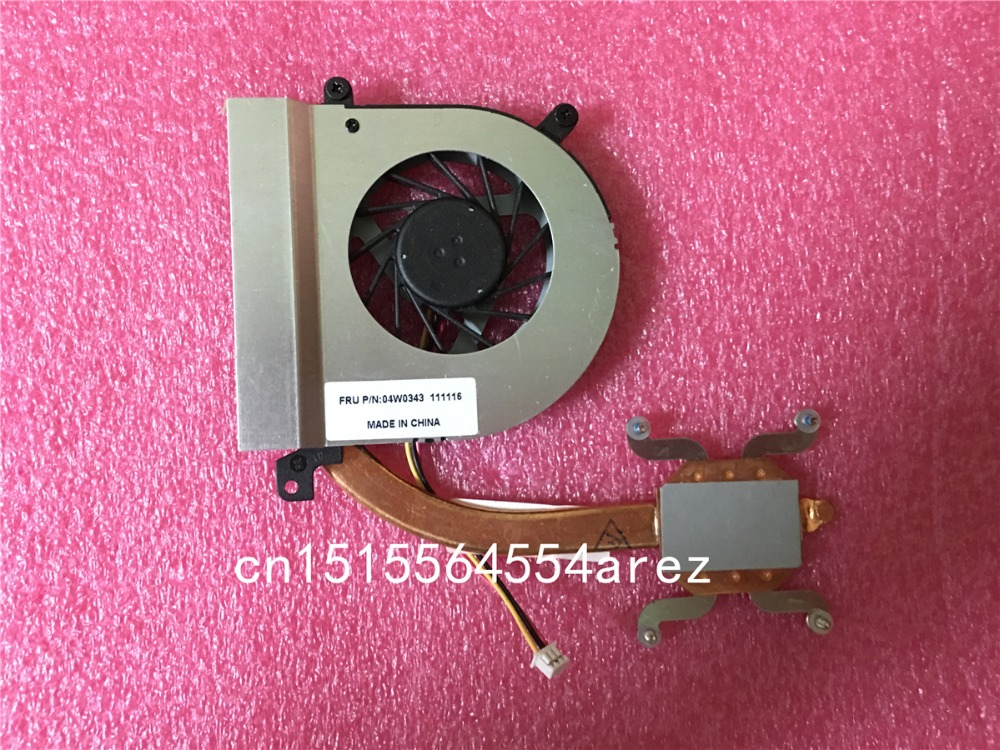 Original laptop Lenovo Thinkpad E30 CPU Cooling Fan, Heatsink Assembly Radiator Cooler 04w0343 2200rpm cpu quiet fan cooler cooling heatsink for intel lga775 1155 amd am2 3 l059 new hot