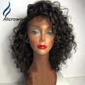Glueless Full Lace Human Hair Wigs Curly Lace Front Wigs With Baby Hair 9a Brazilian Curly Lace Wig Short U Part Human Hair Wigs