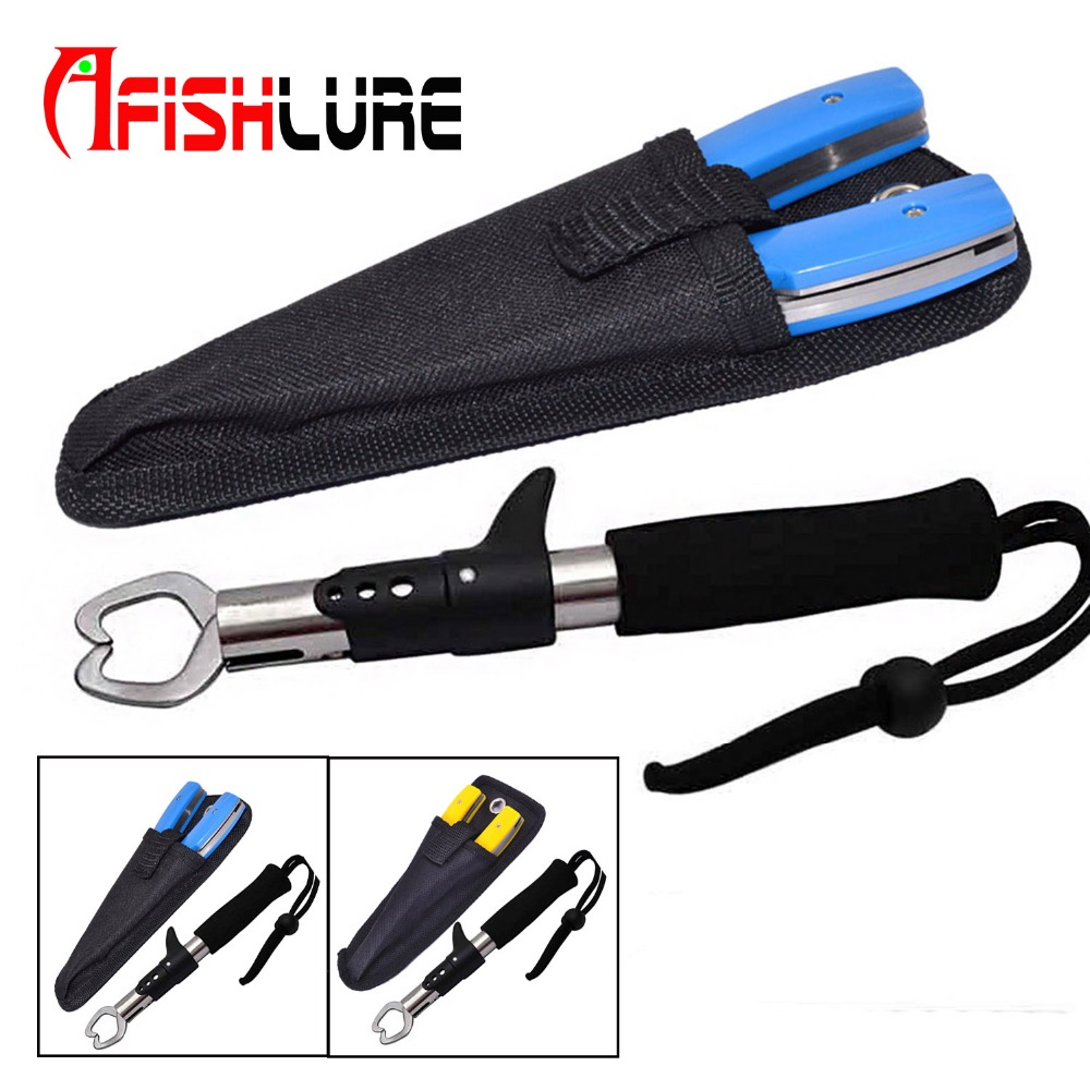 casting control fish device + multi-functional nipper plier unhooking clamp control fish grips lure suit fishing tackle