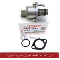 Fuel Pump Metering Valve 294200 0360 Measure Unit Suction Control SCV Valve 294200 0260 1460A037 A6860EC09A