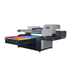 12 Colors 6090 UV Printer Flatbed Printers Max Print 600x900mm Large Format Multifunction Digital Inkjet 3D Ceramic UV Printer