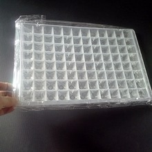 96-отверстия в форме бриллианта для льда для охлаждения, высокое качество Пластик замораживания инструменты, прочные, прозрачные
