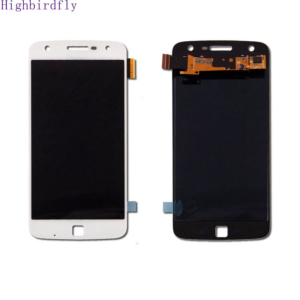 For Motorola moto Z2 Play XT1710-01 xt1710-07 xt1710-10 Xt1710-09 Lcd Screen Display+Touch Glass Digitizer Assembly Z2play lcd