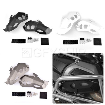 1200 GS Motorcycle Cylinder Head Guards Protector Cover For BMW R1200GS 2014 2015 2016 2017 R 1200 GS Water Cooled ADV