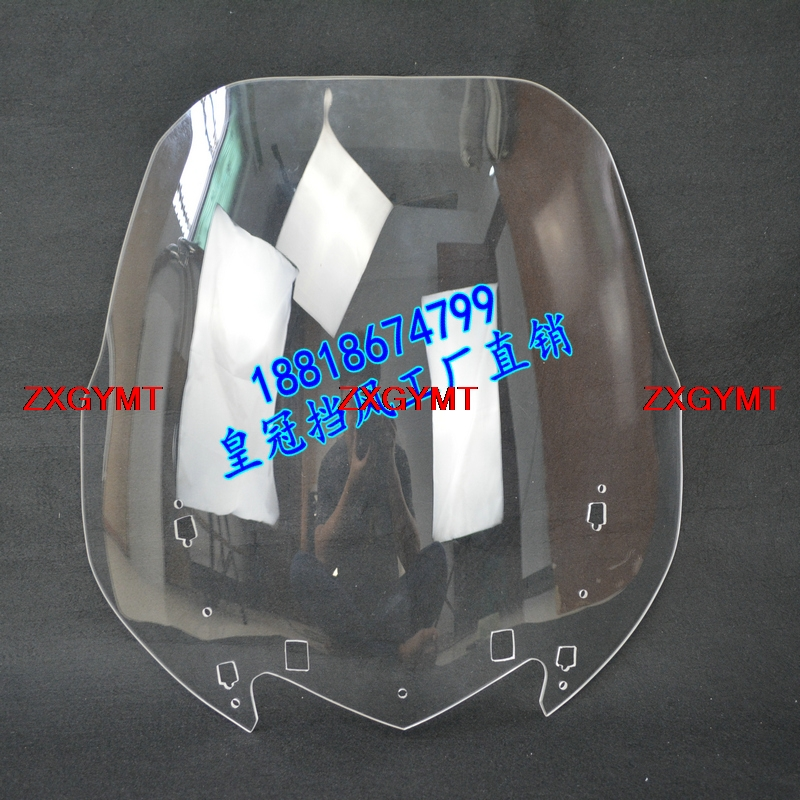 Windscreen  Windshield for Yamaha FJR 1300 2007 2008 2006 - 2011 FJR1300 2009 2010 zero gravity sr series windscreen for 2006 2009 yamaha fz1