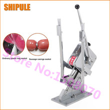 цена на Gold supplier U-shape hand sausage clipping machine manual sausage clipper machine for sausage casing