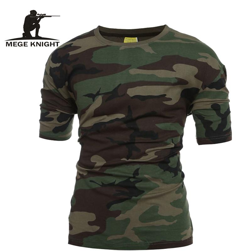 Tactical Militar camuflaje camiseta hombres transpirable de secado rápido  US Army combat camiseta Outwear camiseta d27ca066e25