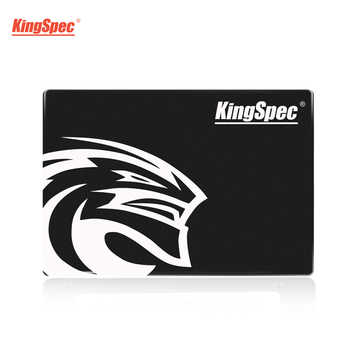 KingSpec 2.5 Inches SATAIII 360GB SSD Q-360 Black HD HDD Internal Solid State Disk Hard Drives For ASUS Laptop Tablet Desktop PC