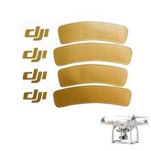 Vivienda para DJI Phantom Phantom 3 de oro Pegatinas universal 1/2/3