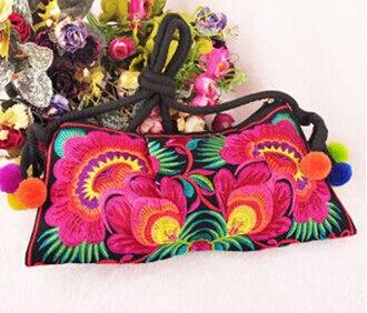 Embroidery Messenger shoulder bag handbags 1