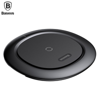 Baseus 10W Qi Wireless Charger For IPhone X 8 Samsung Note8 S8 S7 S6 Edge Phone