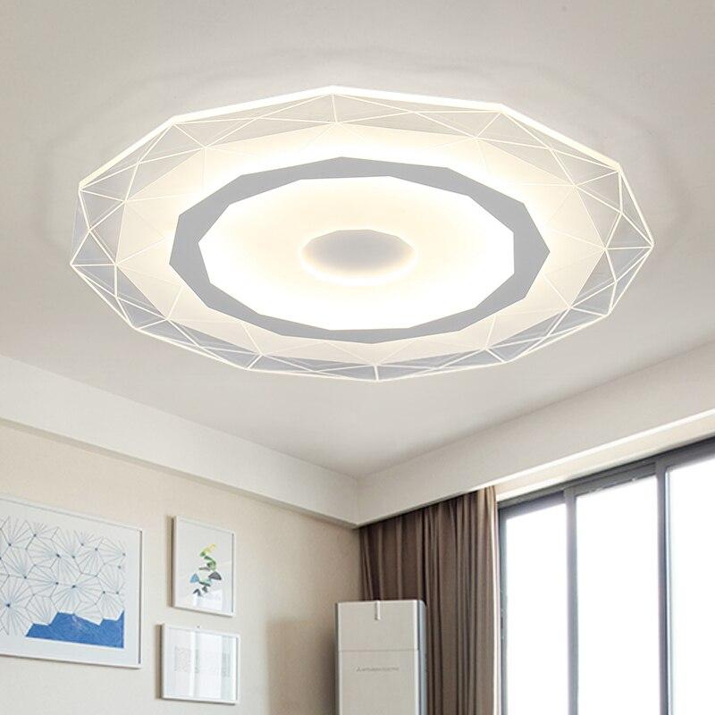 Здесь продается  modern round ultra circular led ceiling light  living room dining room bedroom  study  ceiling light  Свет и освещение