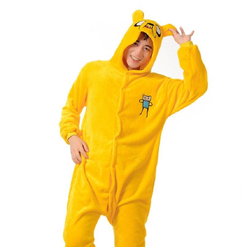 f82318097cd2 Animal Jack Dog Onesies for Adult Men One-Piece Kigurumi Pijama Gentleman  Combinaison Pyjama Mens Jumpsuit Pajamas