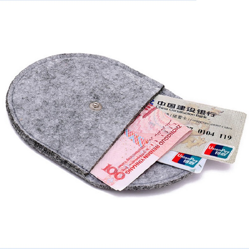 24pcs/lot fashion hasp Felt women coin purse bag change purses female wallet small cute bag mini handbag for girls boys men 2017new coin purses wallet ladies 3d printing cats dogs animal big face fashion cute small zipper bag for women mini coin purse
