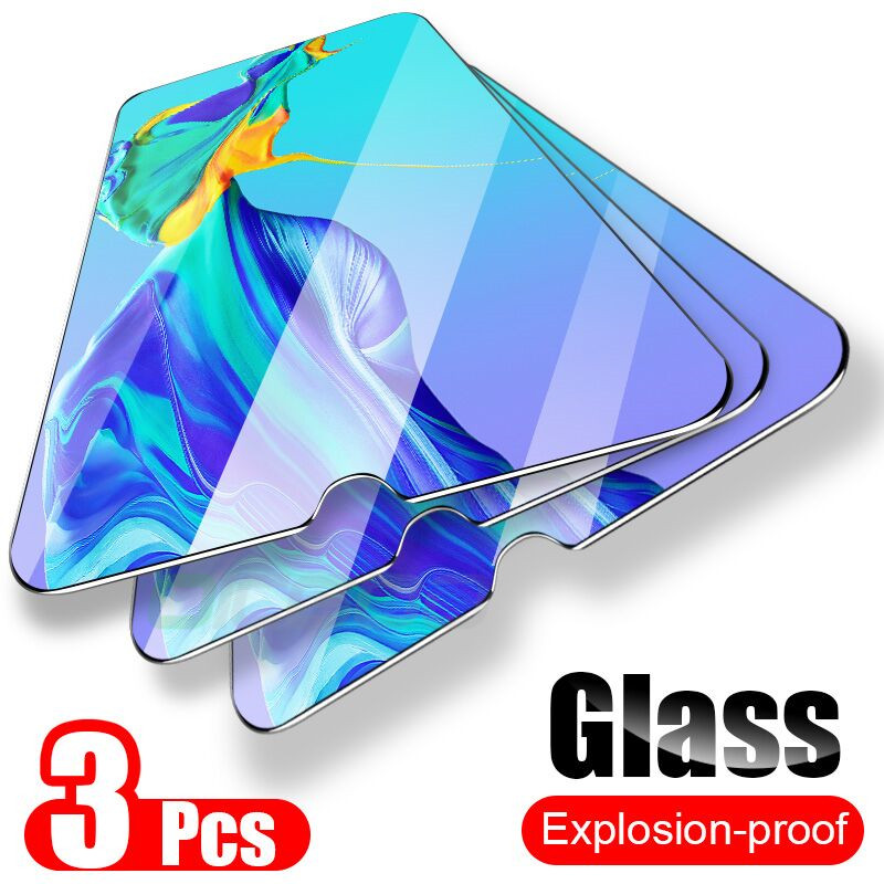 1-3PCS 9H Tempered Glass On The For Huawei P20 P30 Mate 20 Lite Screen Protector Film For Huawei P20 Pro P30 P Smart 2019 Glass