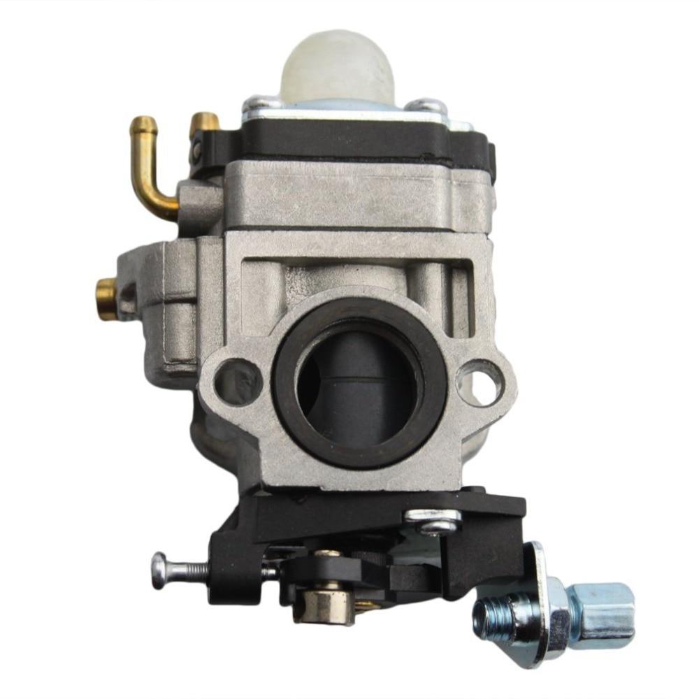 GOOFIT 15 մմ Carburetor օդային ֆիլտրով Carburettor Kit - Պարագաներ եւ պահեստամասերի համար մոտոցիկլետների - Լուսանկար 3