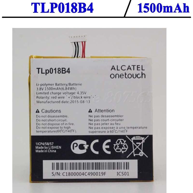 8564edfa408 Alcatel One Touch Idol TLP018B4 Oryginalny 1500 mAh Dobrej Jakości kopii  zapasowej Baterii Bateria 6030 OT 6030D OT 6030X OT 6030A Akumulatora w Alcatel  One ...