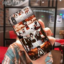 Kill la kill Colored Phone Cases for Apple iPhone X XS XR XS MAX 8 7 6 6S
