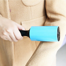 1 pcs Large Dust Catcher Roll Clothes Sticky Hair Brush Paper Dust Removing with Cover for Pet Cloth Furniture Hot sale