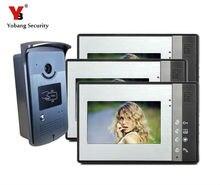 Yobang Security Color Screen video door phone Digital Door Viewer Smart Peephole Camera Night Vision Doorbell Home Security