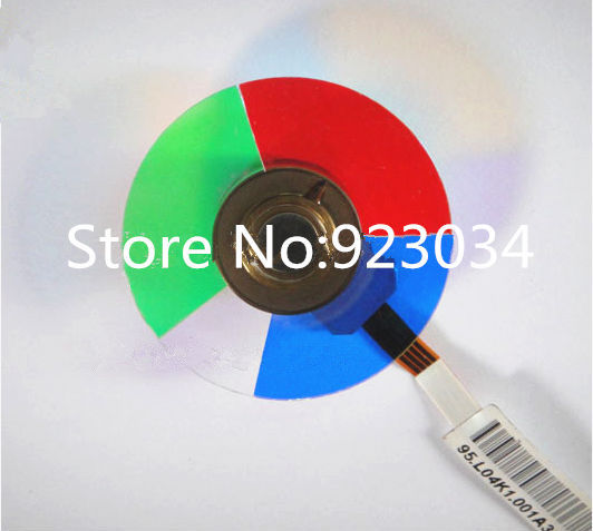 Wholesale font b Projector b font Color Wheel for Benq DS655 Free shipping