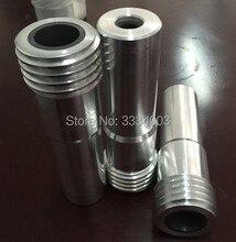6.4mm/7.9mm/9.5/mm/12mm Jateamento venturi único bocal de silicone, bocal de jateamento de carboneto de silicone