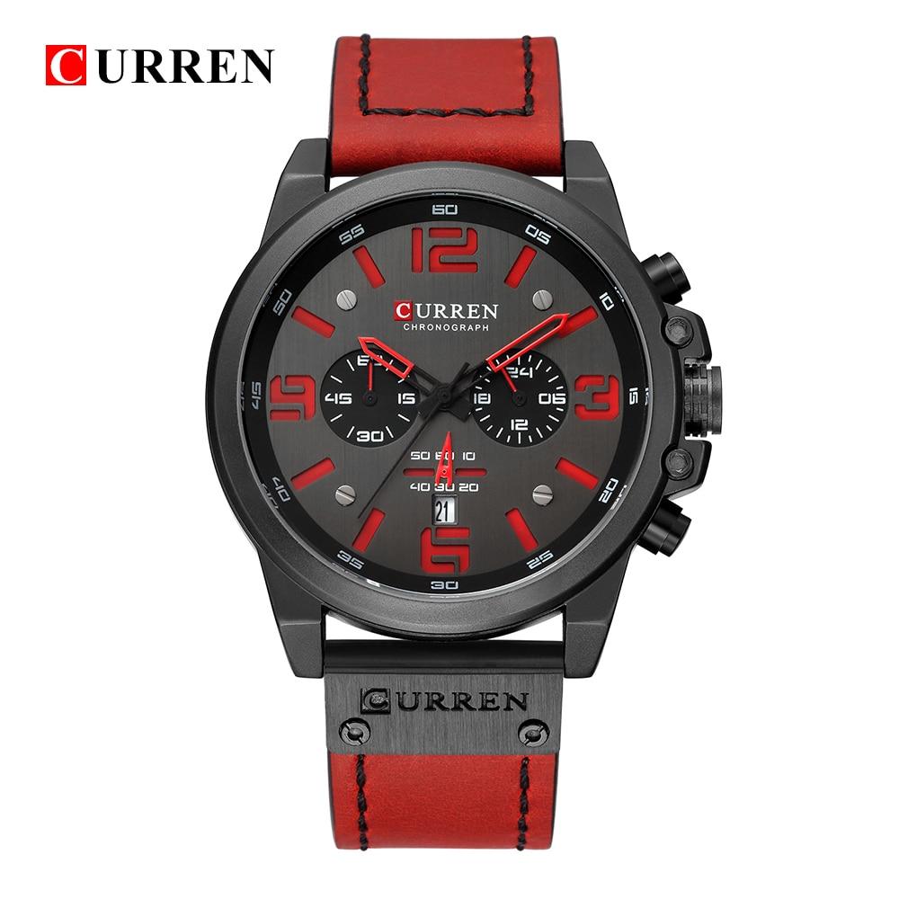 CURREN 8314 Casual Waterproof Watch 8