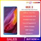 Allcall Mix 2 Smartphone desbloqueo de cara de carga inalámbrica de 5,99 pulgadas 18:9 pantalla 6GB RAM 64GB teléfono móvil 3500mAh Android 7,1 16MP - 2