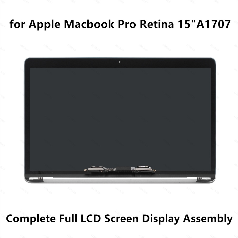 Original New Complete Full LCD Screen Display Panel Assembly for Apple Macbook Pro Retina 15