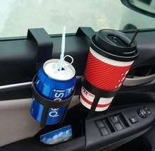 Suporte de garrafa para celular, suporte de montagem com copo para bebidas de carro, para renault scenic cc chevrolet niva renault capsche passat b4 skoda fabia bmw bmw