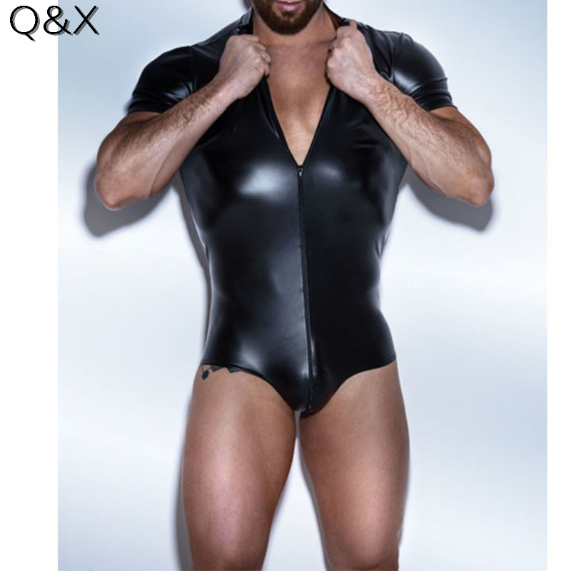from Frankie leather underwear gay