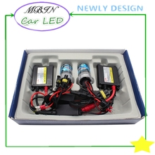 On sale long lasting automotive front lamp HID headlight H1 H7 ultra-thin dc 12 v 35 w 55w ballast in full set