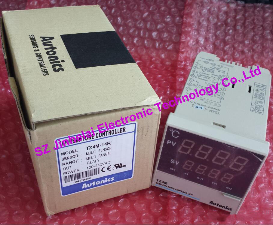 цена на TZ4M-14R New and original AUTONICS Relay output 100-240VAC Temperature controller