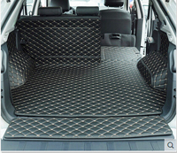 Good carpets! Special trunk mats for Renault Koleos 2016 2009 waterproof durable boot carpets for Koleos 2015,Free shipping