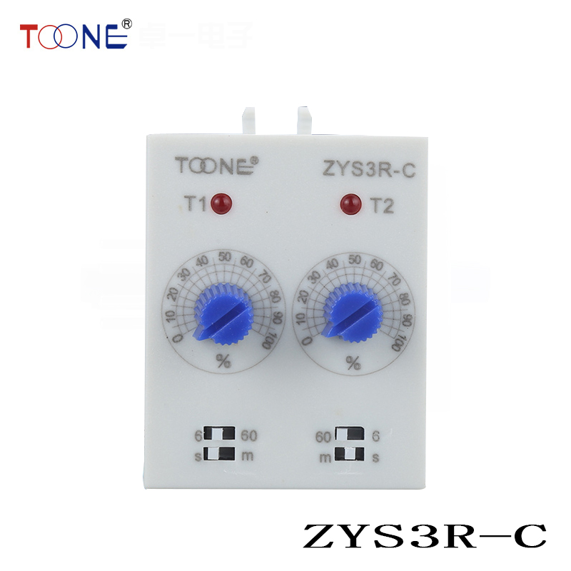 цена на ZYS3R Infinite Power Dual Control Dual Cycle Delay Time Relay Timer ST3PR 1S 10S 30M 60M