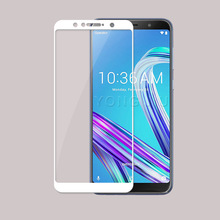 ZB602KL Full Tempered Glass For Asus Zenfone Max Pro M1 ZB602KL X00TD Full Coverage Screen Protector Protective Film ZB601KL