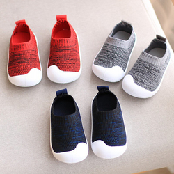 2019 New Autumn Infant Toddler Shoes Girl Boy Casual Mesh Shoes Soft Bottom Comfortable Non-slip Kid Baby First Walkers Shoes